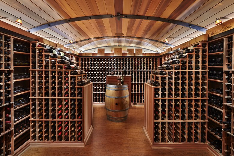 Wine Cellar For Storing Wine Investments